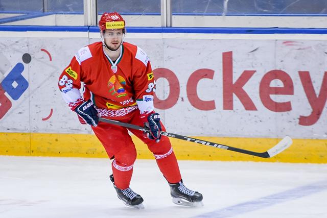 ндрей Белевич поучаствовал в исторической победе над сборной Швеции.