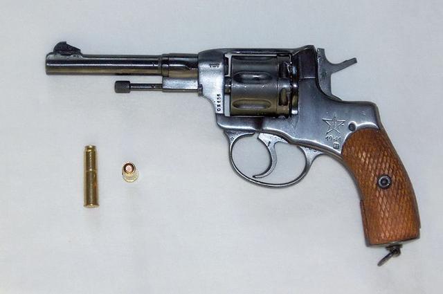 Револьвер системы Наган M1895
