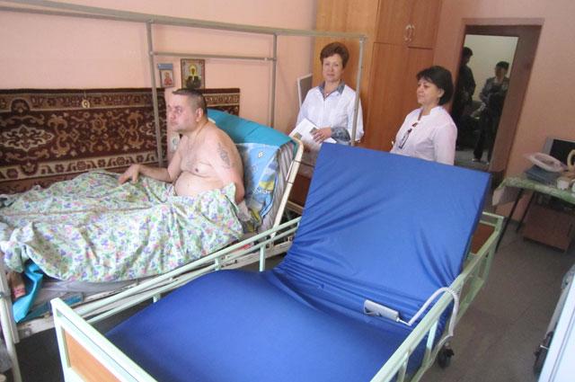 Кровать Самаритянка