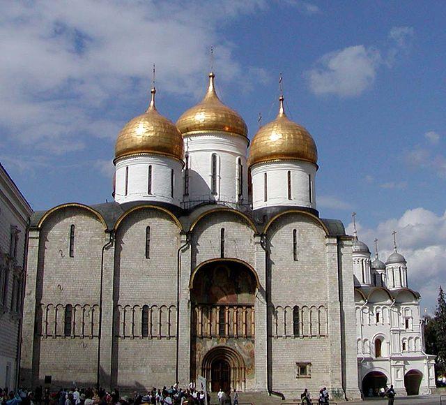 Успенский собор. Вид с южной стороны