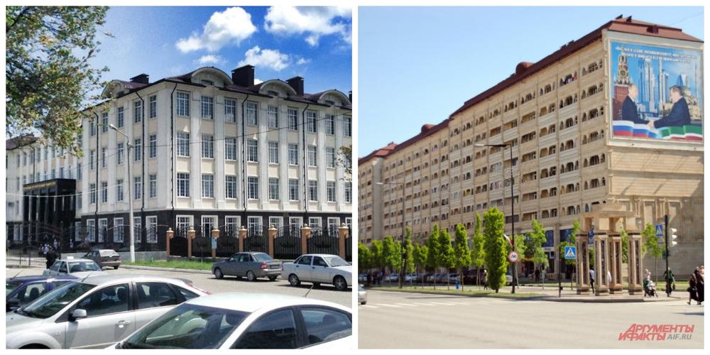 Грозный напоминает только что отремонтированную квартиру: всё абсолютно новое