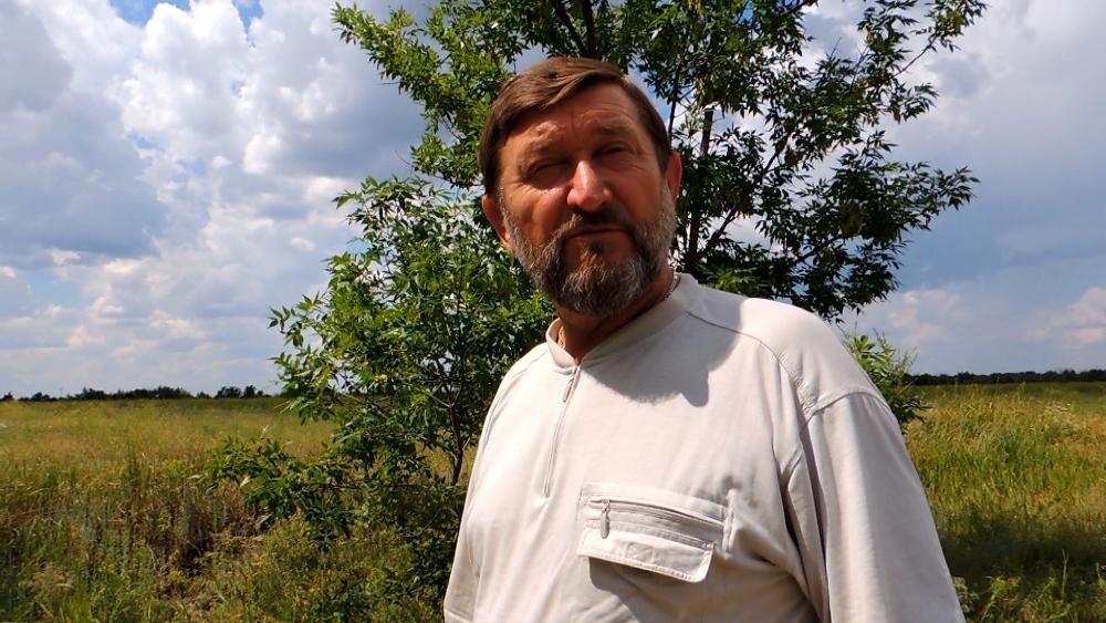 Пчеловод Иван Николаевич Варламов