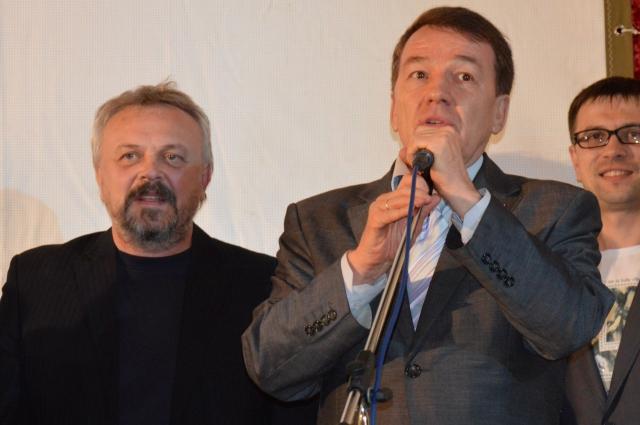 Министр культуры назвал режиссёра гением.