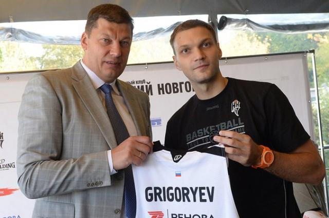 Сергей Панов и Максим Григорьев