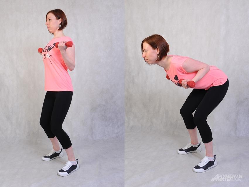 Тренировка для мужчин и женщин