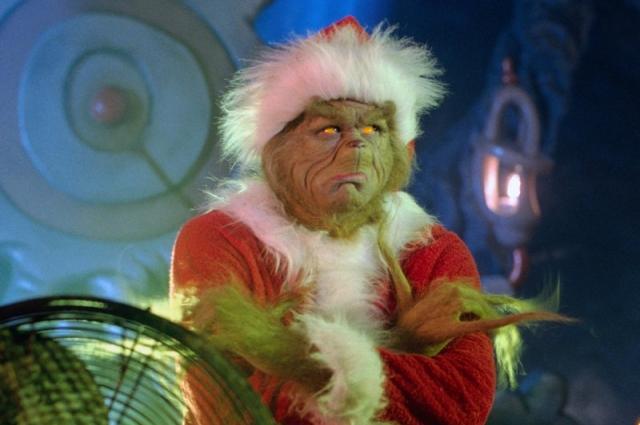 Никто не испортит праздник, даже Гринч.