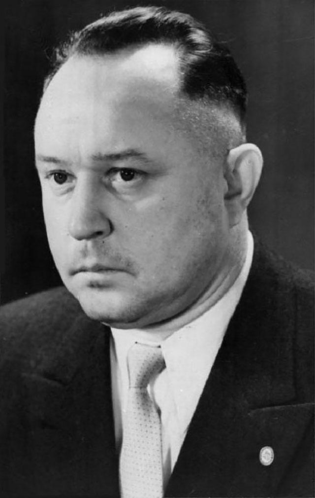 Эрих Мильке, 1959 г.