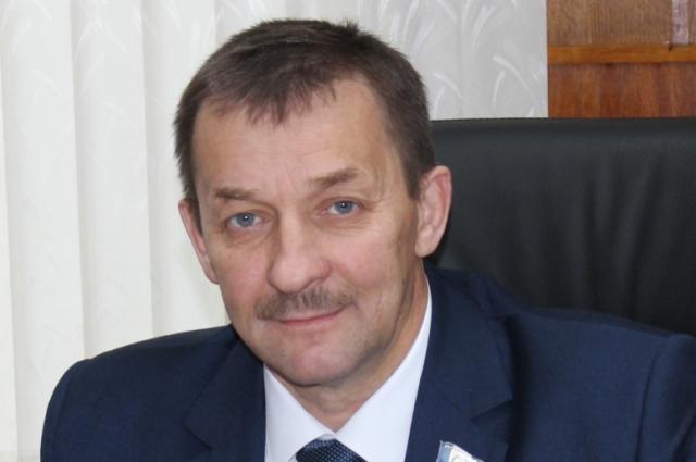Мэр Киренского района Кирилл Свистелин
