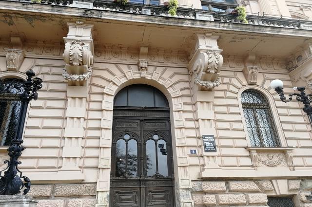 Резиденция митрополитов теперь отдана под музей.