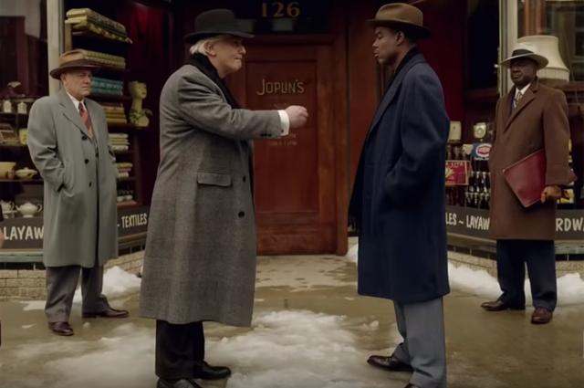 Кадр из 4-го сезона сериала «Фарго».