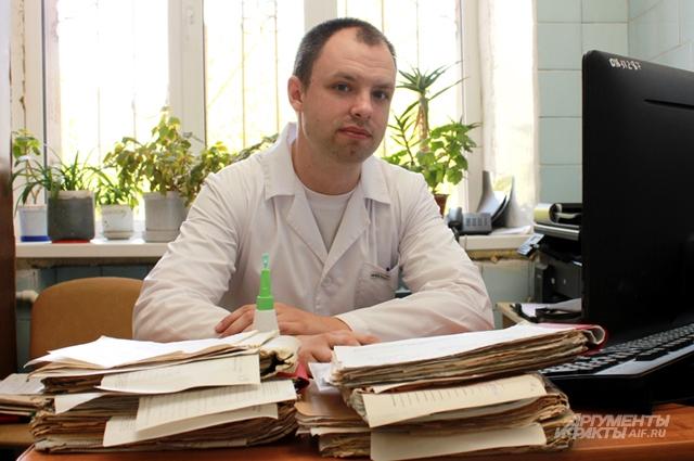 Владимир Чижма уехал работать в село раньше, чем узнал о возможности получить миллион