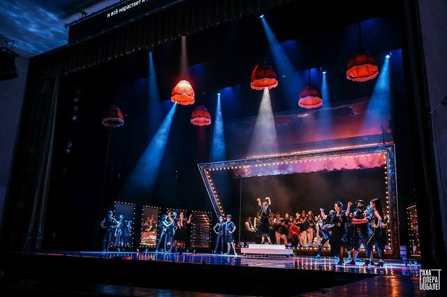 В репертуаре театра также есть одноименный одноактный балет.
