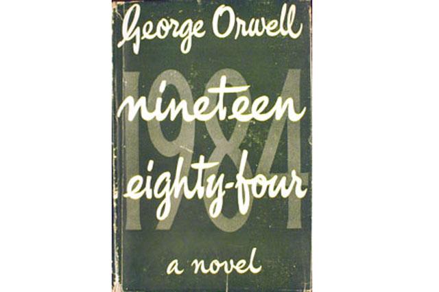 роман «1984» Джорджа Оруэлла