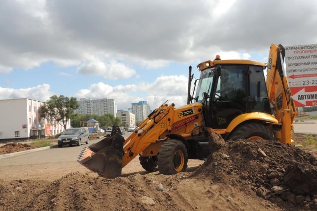 Хотя часть работ уже выполнена, стоимость строительства дороги даже выросла.