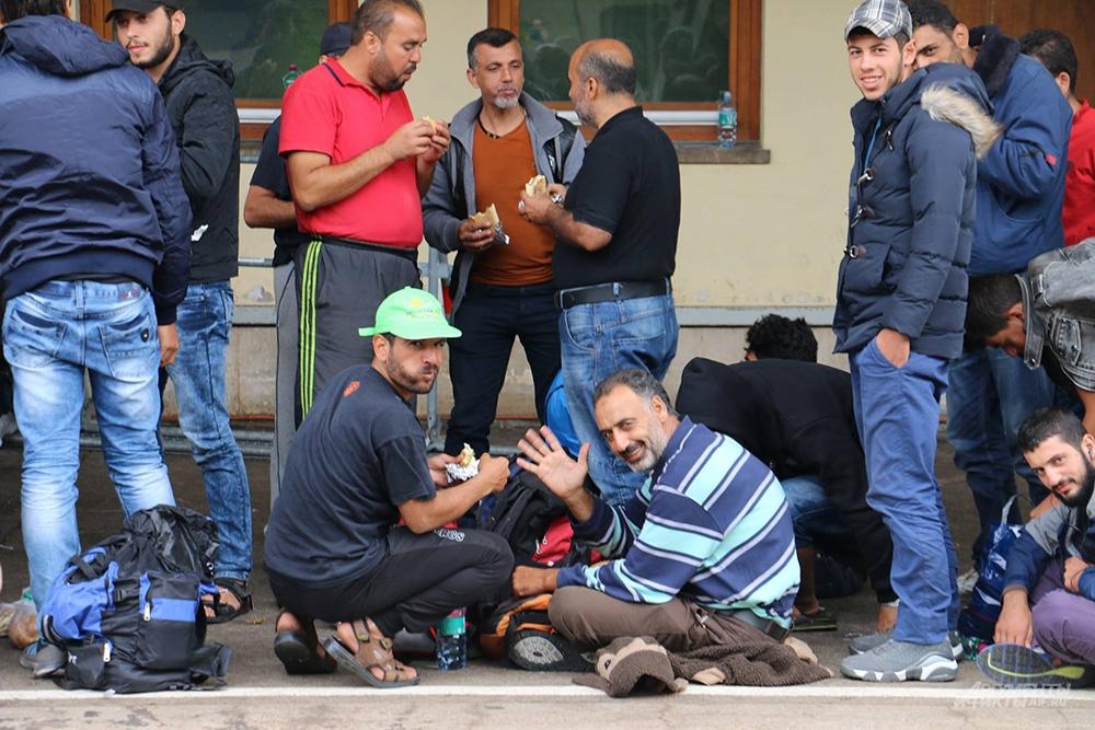 Беженцы с Ближнего Востока раньше в Смоленской области появлялись крайне редко. Фото из архива.
