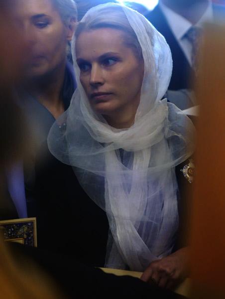 Бывшая супруга Романа Абрамовича Ирина