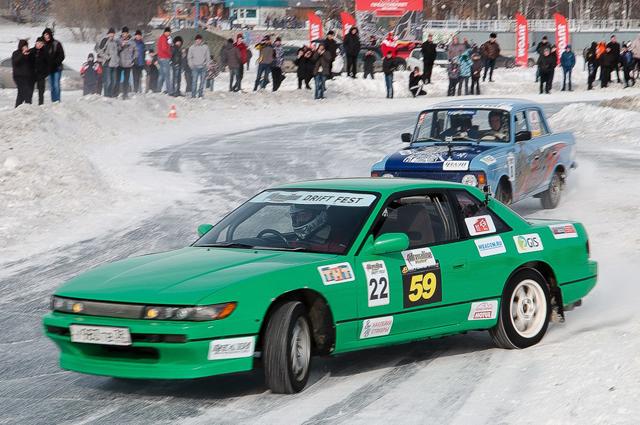 Ледовые гонки