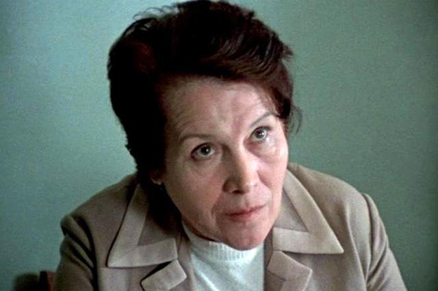 Нина Мазаева в фильме «Вам и не снилось...», 1980 год
