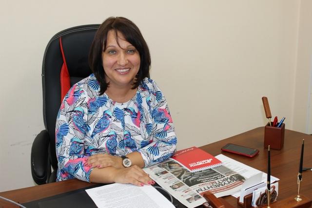 Директор агентства недвижимости «Удачный выбор» Жанна Матвеева.