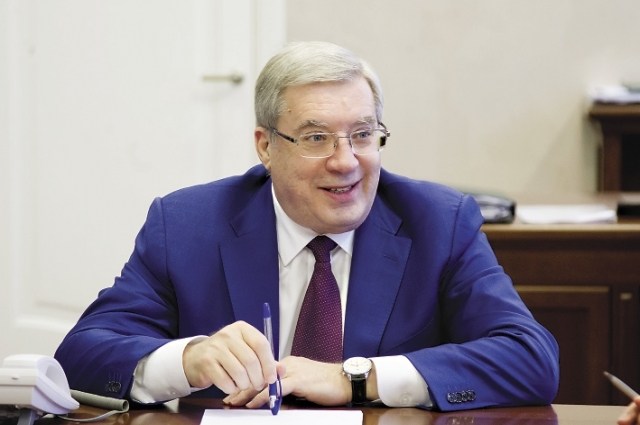 Губернатор края Виктор Толоконский подвел итоги 2016 года.