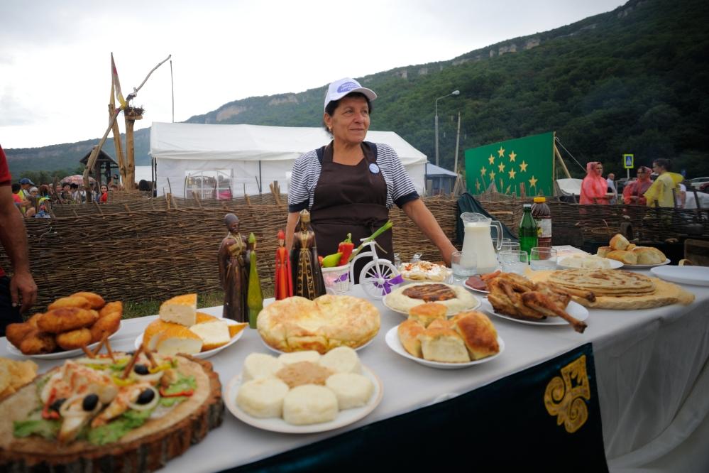 фестиваль сыра-2017, Адыгея