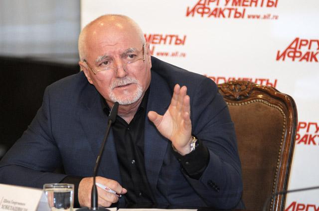 Шота Хабелашвили.