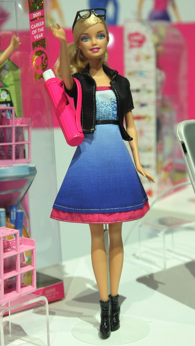 Барби-архитектор