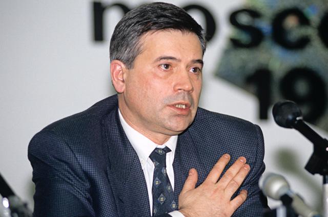 Вагит Алекперов. 1996 г.