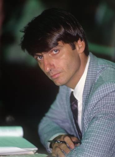 Жаир Болсонару. 1990 г.