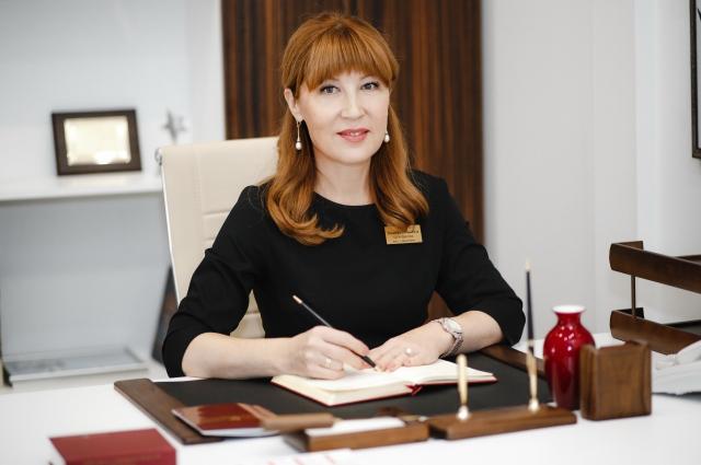 Эльмира Евгеньевна Сатардинова.