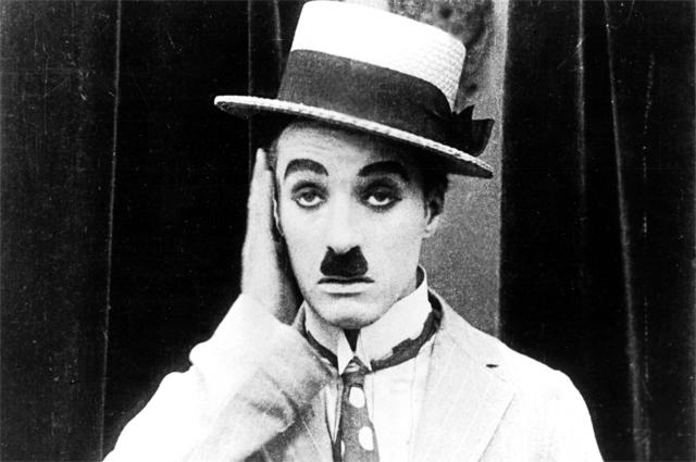 Чарли Чаплин. 1917 г.