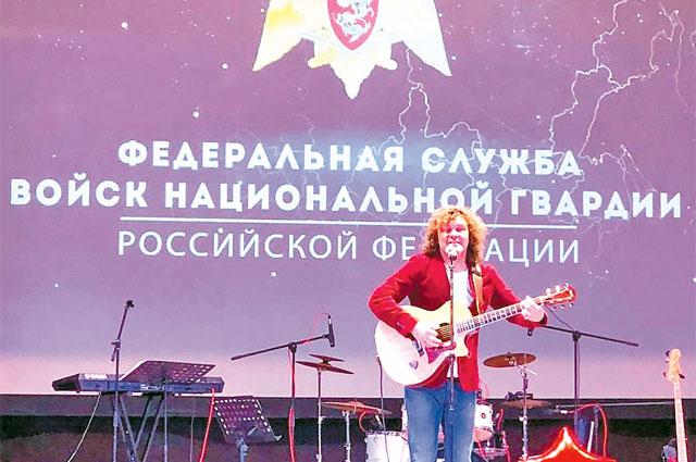 Появлению Паскаля на концертах публика всегда рада.