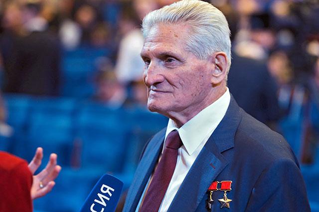 Борис Волынов, 2019 г.