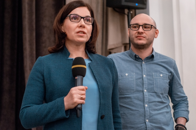 Автором документальной картины стала известная тележурналистка Екатерина Додзина.
