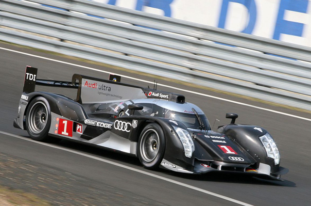 Audi R18