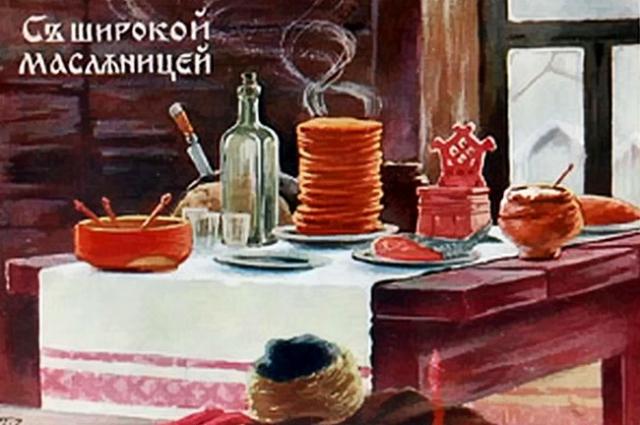 Русские блины остаются самыми вкусными в мире.