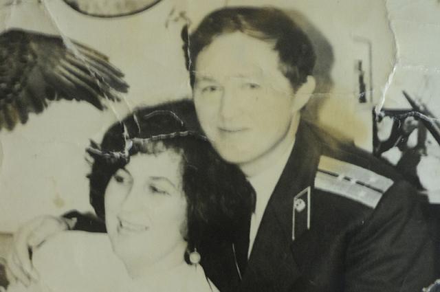 Супруги Шарко