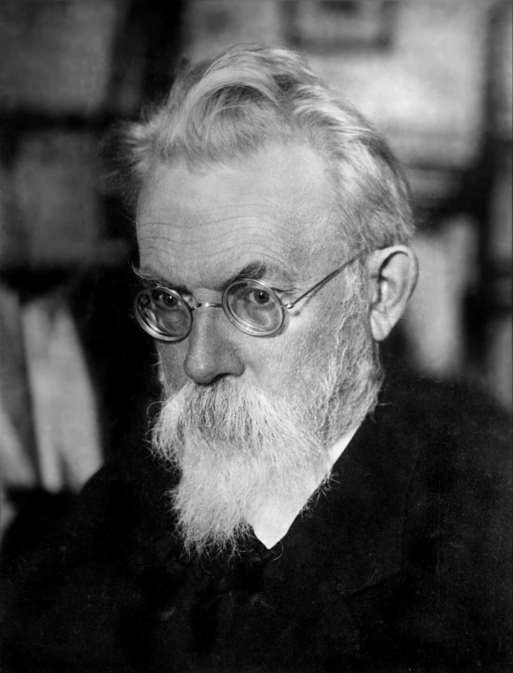 Владимир Вернадский.
