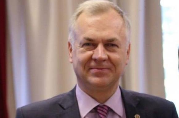 Министр культуры НСО Игорь Решетников