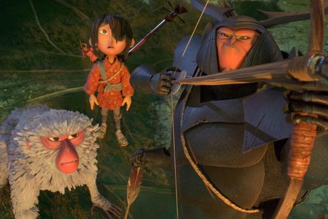 «Кубо. Легенда о самурае (3D)».