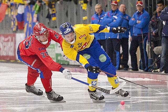Наверняка в финал пробьются сборная России и команда Швеции