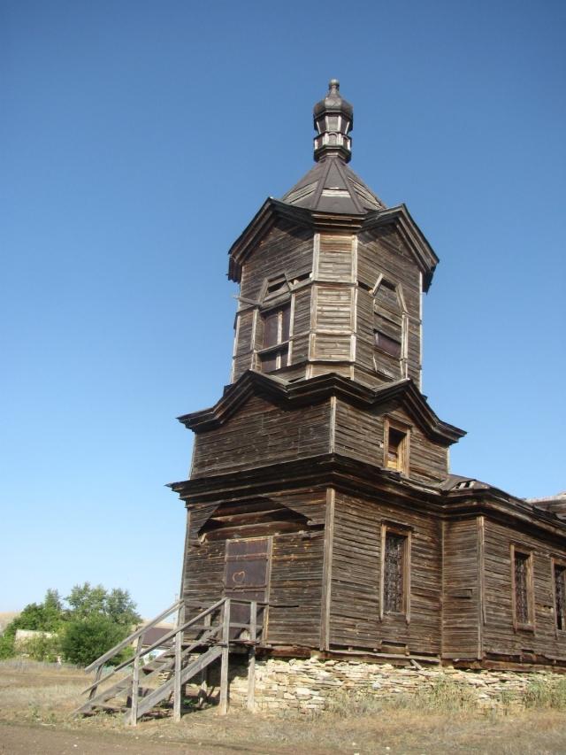 Храм в Покровке.