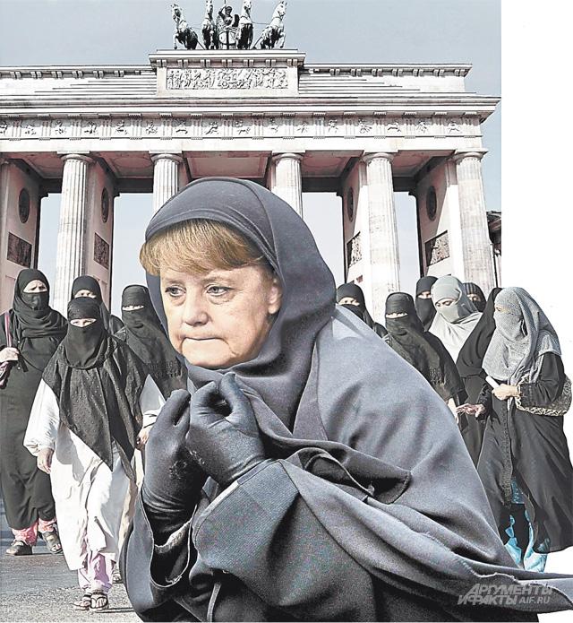 Европа стремительно теряет свою идентичность.