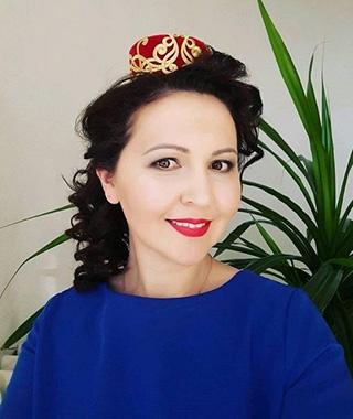 Гульшат Сафина