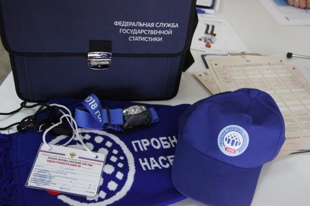 Переписчики пройдут по домам только в девяти регионах России.