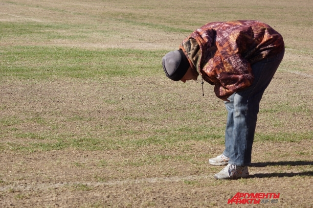 Позднее включение подогрева поля не позволило провести футбольные игры