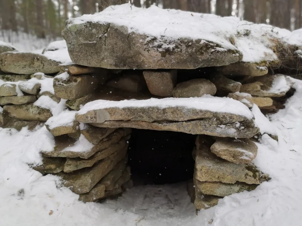 Вероятнее всего, этот мегалит был построен для проведения погребально-поминальных обрядов.