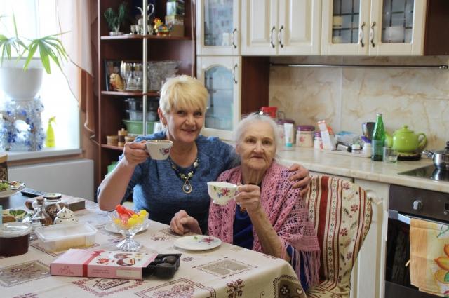 Предприниматель из Ханты-Мансийска Людмила Терехова занимается полустационарным обслуживанием