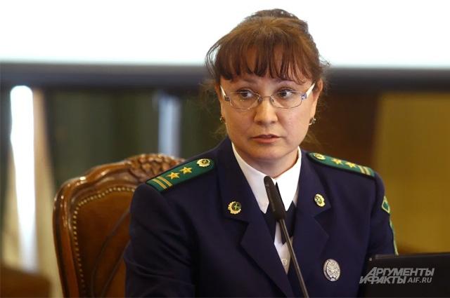 Вероника Маккамбаева.
