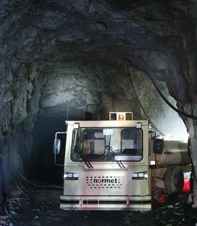 Подземный участок